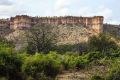 Скалы Chilojo Стоковое Фото