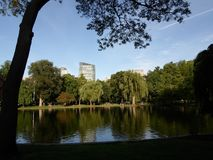 Сквер Бостона, Бостон, Массачусетс, США Стоковое Изображение