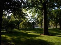 Сквер Бостона, Бостон, Массачусетс, США Стоковое фото RF