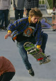 скейтборд Стоковые Фотографии RF