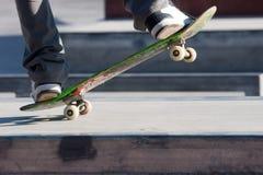скейтборд Стоковые Фото