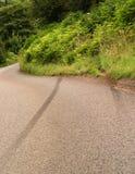 скид аварии Стоковая Фотография RF