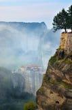 Скиты Meteora Греция Стоковое фото RF