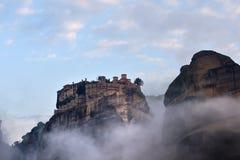 Скиты Meteora Греция Стоковая Фотография RF