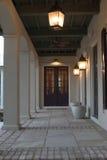 скит входа Стоковая Фотография
