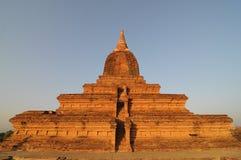 Скит в Bagan, Myanmar стоковое изображение