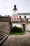 Скит в Broumov стоковая фотография rf