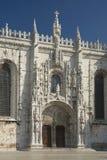 скит Португалия liboa jeronimos Стоковая Фотография RF