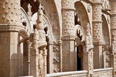 скит Португалия lisbon hieronymites Стоковые Фотографии RF