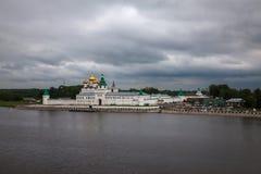 скит Россия kostroma ipatiev города Kostroma Россия стоковое изображение