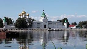 скит Россия kostroma ipatiev города акции видеоматериалы