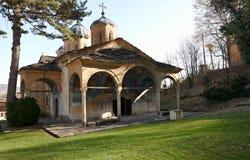 скит церков batoshevo Стоковые Изображения RF