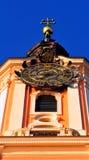 скит церков birnau Стоковая Фотография