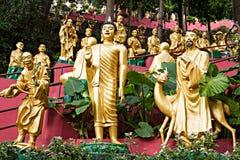 скит buddhas 10 тысяч Стоковая Фотография