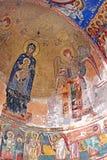 скит gelati georgian внутренний правоверный стоковое фото
