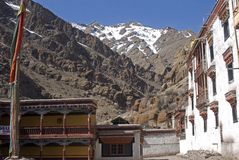 скит ladakh Индии hemis Стоковые Изображения RF