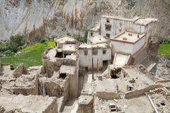 скит lamayuru ladakh Индии стоковые фото