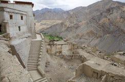 скит lamayuru ladakh Индии стоковые изображения