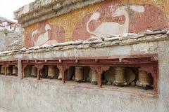 скит lamayuru ladakh Индии стоковая фотография rf