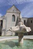 Скит Las Huelgas, Бургоса стоковое фото