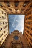скит montserrat Испания стоковое фото rf