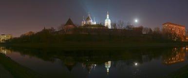 скит novospassky Стоковое Изображение