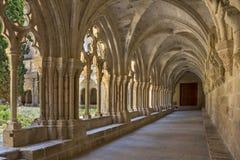 Скит Poblet - Каталония - Испания стоковые изображения