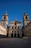 скит san Испания el escorial lorenzo madrid стоковое изображение rf