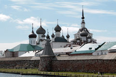 Скит Solovetsky стоковая фотография