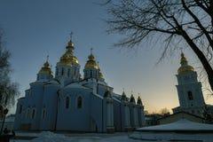 Скит St Michael в Киев, Украин стоковая фотография rf