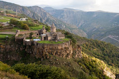 Скит Tatev, Армения. стоковое изображение