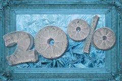 Скидка 20% продажи зимы Стоковое Фото