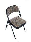 складчатость стула Стоковые Фото