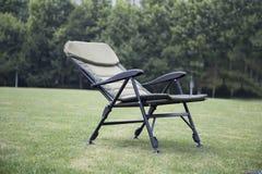 складчатость стула стоковая фотография rf