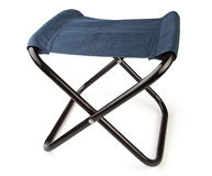 Складчатость стула стоковое изображение rf