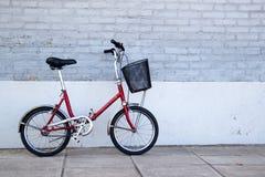 складчатость bike стоковое фото