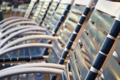 складывать стулов Стоковая Фотография RF