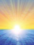 склонение солнечное иллюстрация штока