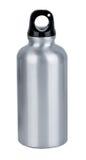 Склянка воды металла Стоковые Изображения RF