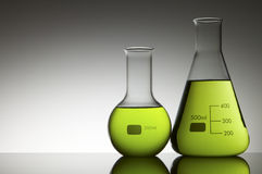 склянки 2 Стоковое фото RF
