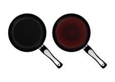 Сковорода Стоковая Фотография RF