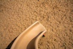 скольжение песка Стоковые Изображения RF