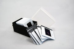 скольжение съемки пленки Стоковое Изображение RF