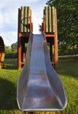скольжение детей Стоковые Фотографии RF