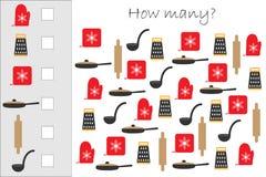 Сколько считая игру с варить изображения для детей, воспитательные математики задают работу для развития логического мышления бесплатная иллюстрация