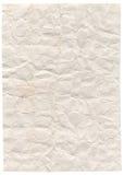 скомканная бумага листьев старая Стоковые Фото