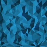 Скомканная бумажная безшовная текстура Стоковые Фотографии RF