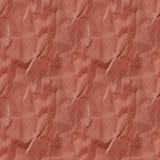 Скомканная красная бумажная текстура картина безшовная Стоковая Фотография RF