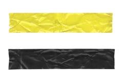 скомканная лента Стоковые Фотографии RF
