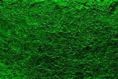 Скомканный текстурой цвет фольги мягко яркий ый-зелен стоковые фото